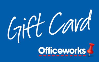 Officeworks Gift Card
