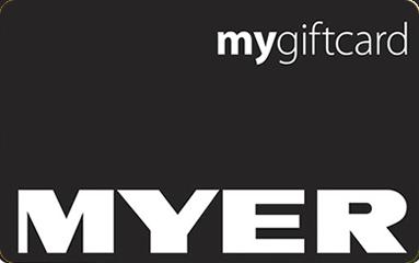 Myer Gift Card