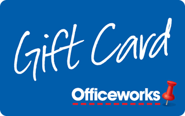 Officeworks Gift Card